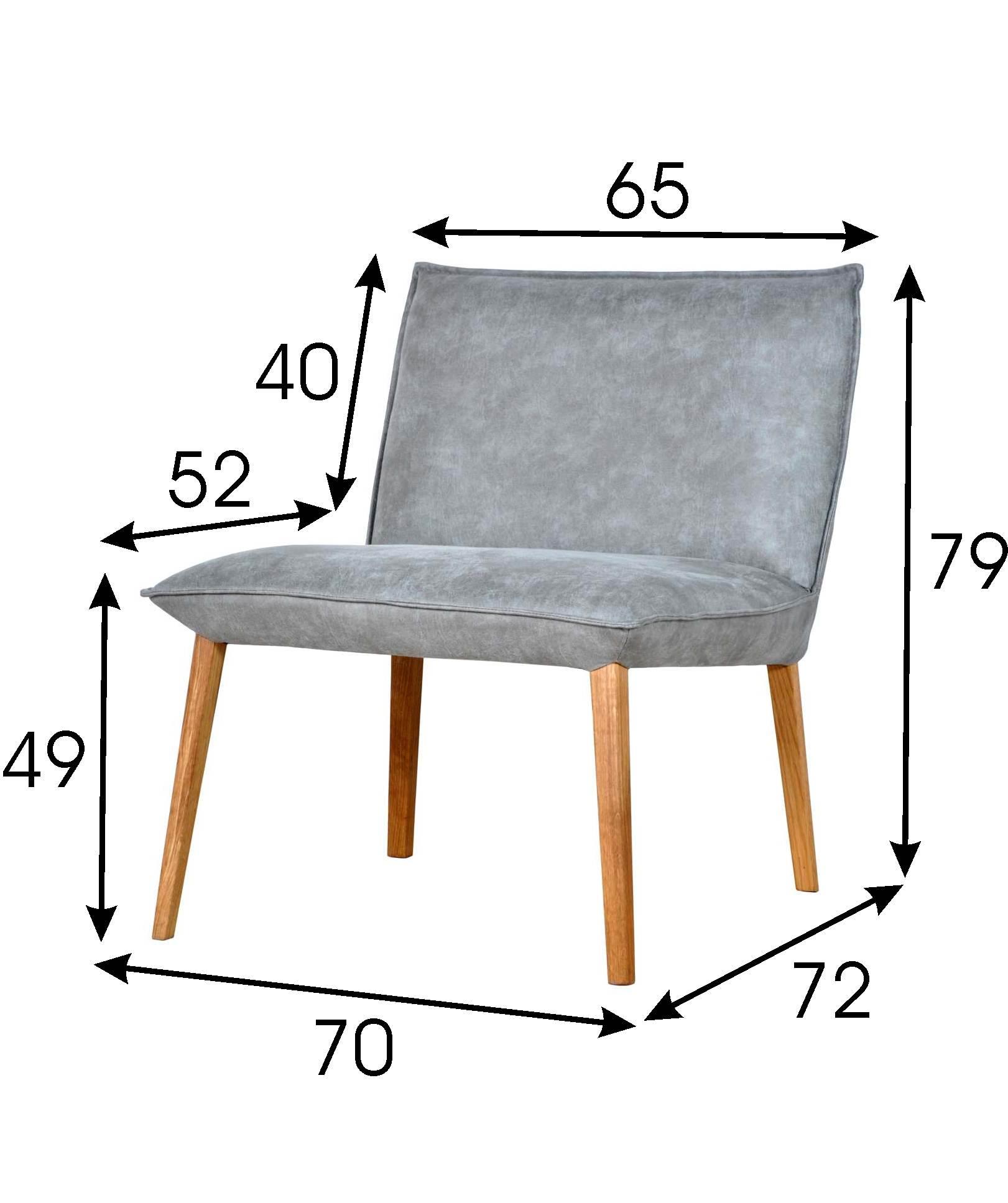 Vista Fotel Cover wymiary