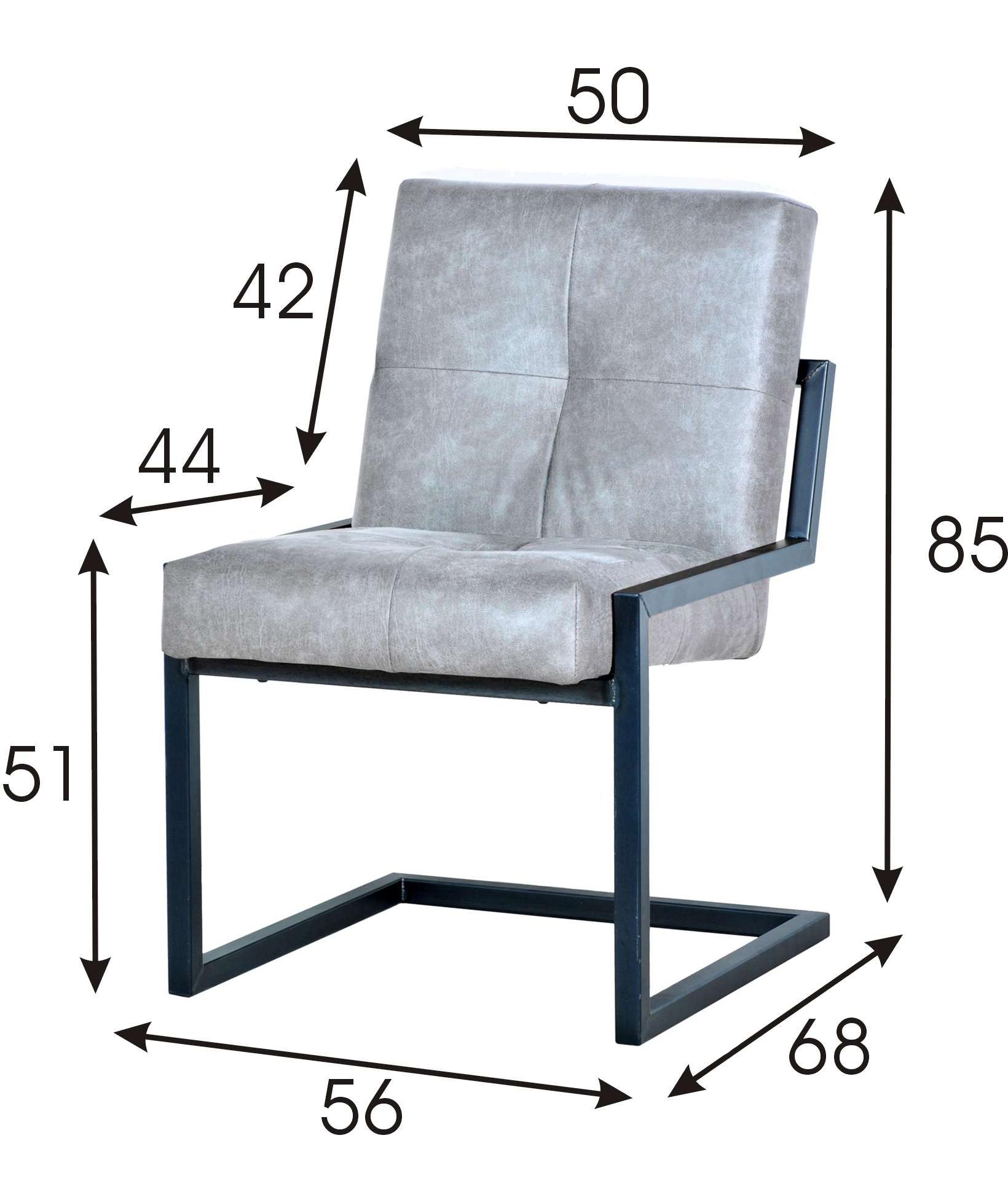Cadira szycie A wymiary