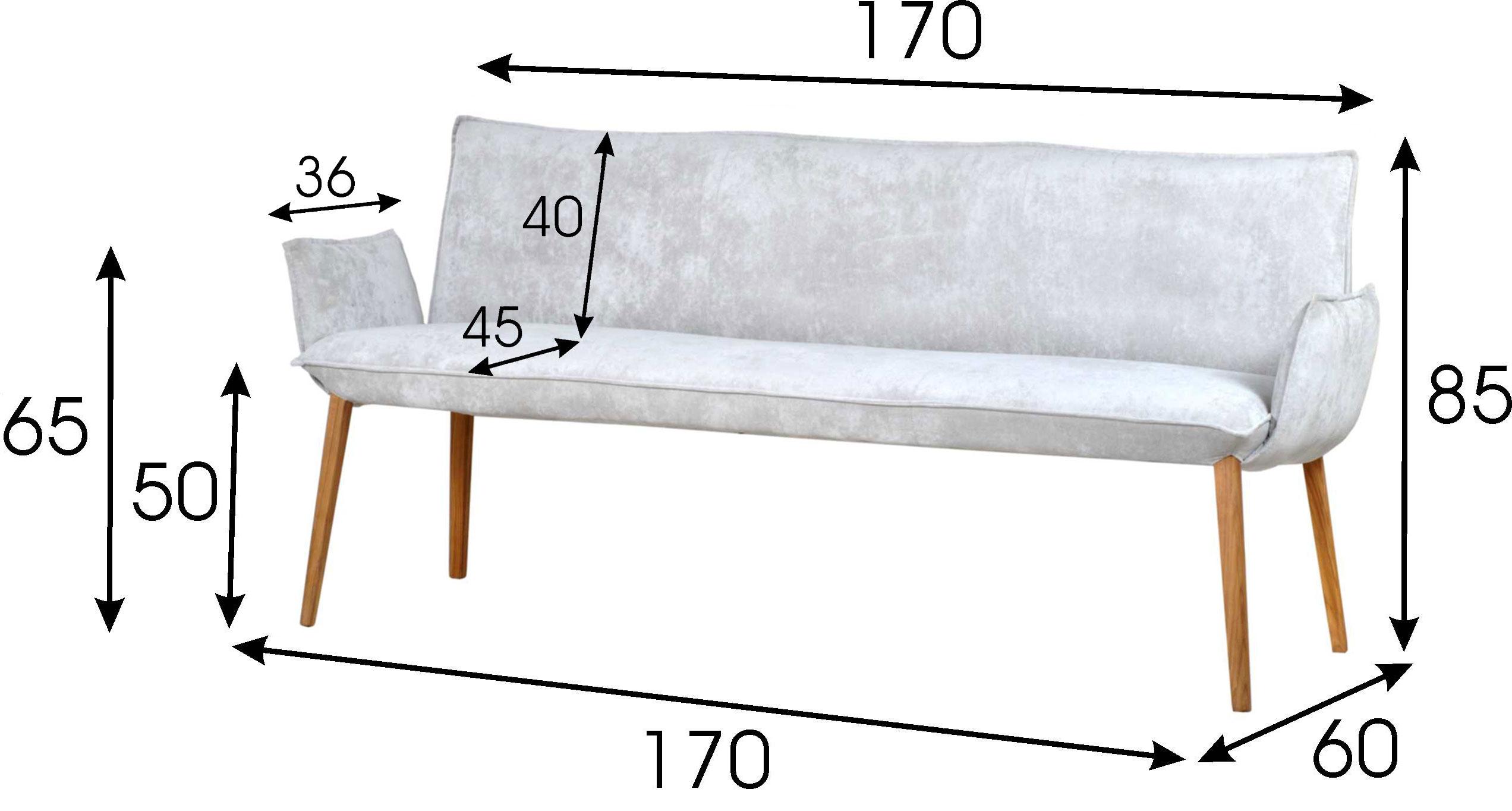 ławka-Vista-Arm-170-wymiary